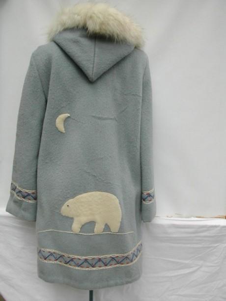Eskimowoolcoat